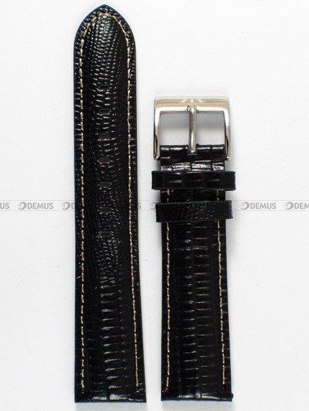 Pasek skórzany do zegarka Bisset - PB52.20.1.17 - 20 mm