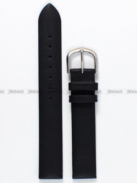 Pasek skórzany do zegarka Bisset - PB67.16.1 - 16 mm