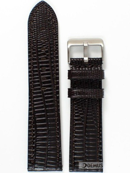 Pasek skórzany do zegarka - Chermond A115.24.2 - 24mm