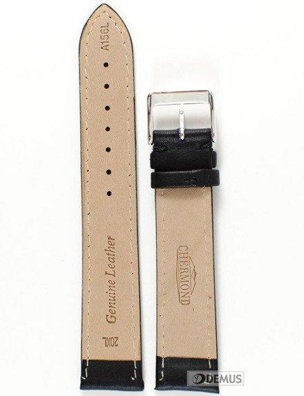 Pasek skórzany do zegarka - Chermond A156L.20.1 - 20 mm