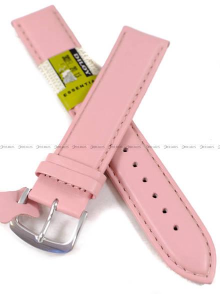 Pasek skórzany do zegarka - Diloy 302EL.20.13 - 20 mm