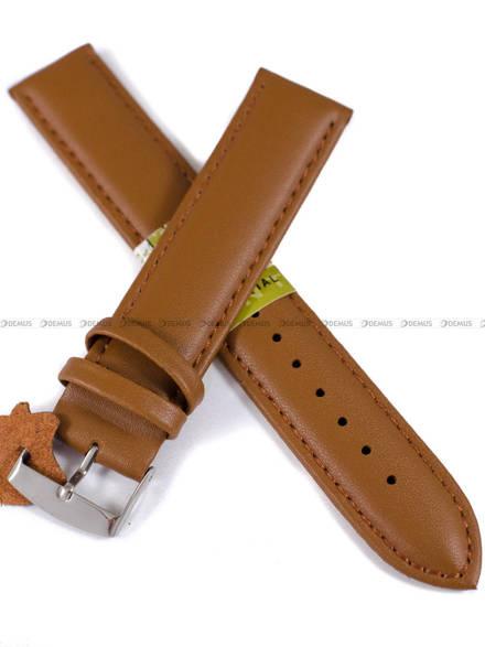 Pasek skórzany do zegarka - Diloy 302EL.20.3 - 20mm