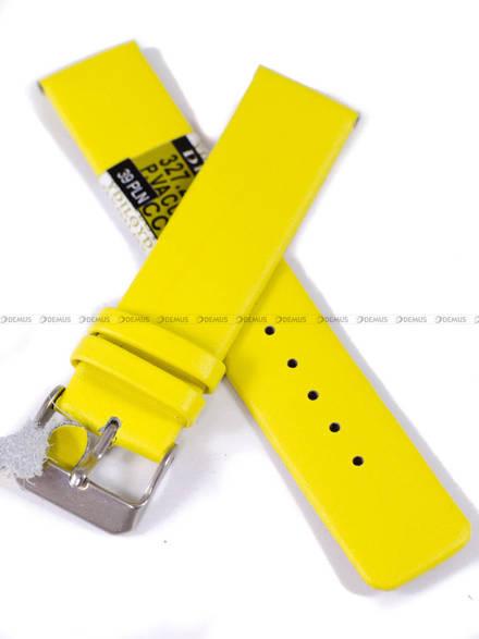 Pasek skórzany do zegarka - Diloy 327.20.10 - 20 mm