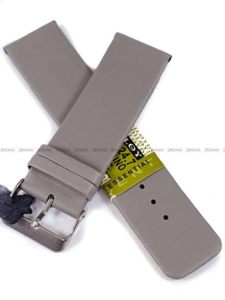 Pasek skórzany do zegarka - Diloy 327.24.7 - 24 mm