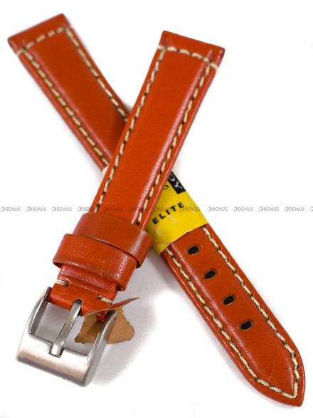 Pasek skórzany do zegarka - Diloy 363.16.12 - 16 mm