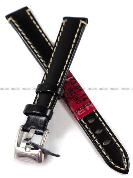Pasek skórzany do zegarka - Diloy 373.14.1 - 14 mm
