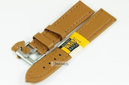 Pasek skórzany do zegarka - Diloy 376.20.3 - 20mm