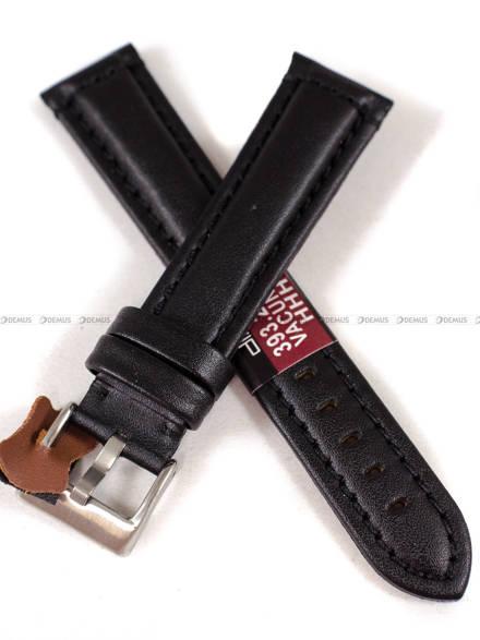 Pasek skórzany do zegarka - Diloy 393.20.1 - 20 mm