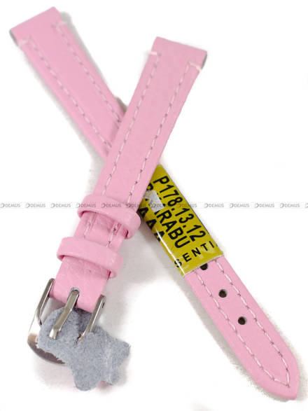 Pasek skórzany do zegarka - Diloy P178.12.13 - 12 mm