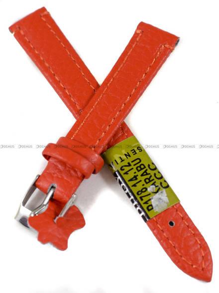 Pasek skórzany do zegarka - Diloy P178.14.12 - 14 mm