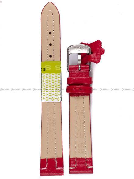 Pasek skórzany do zegarka - Diloy P178.14.6 - 14 mm
