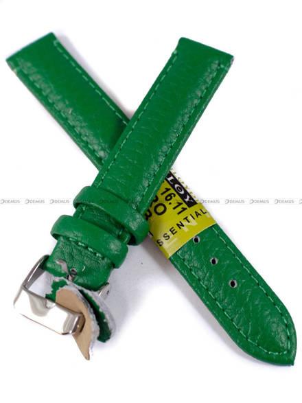 Pasek skórzany do zegarka - Diloy P205.16.11 - 16mm
