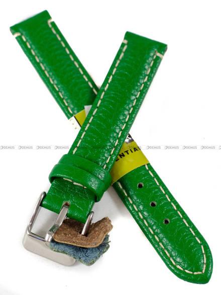 Pasek skórzany do zegarka - Diloy P206.14.11 - 14 mm