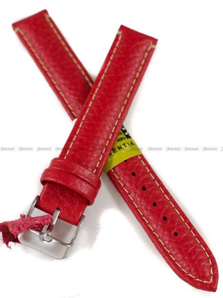 Pasek skórzany do zegarka - Diloy P206EL.16.6 - 16 mm