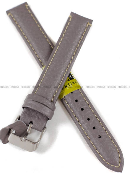 Pasek skórzany do zegarka - Diloy P206EL.16.7 - 16 mm