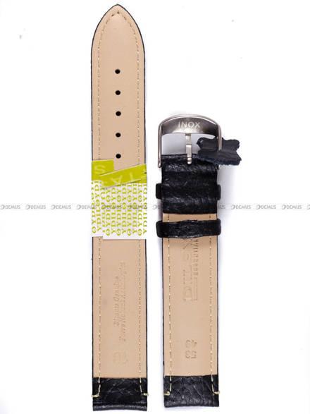 Pasek skórzany do zegarka - Diloy P206EL.18.1 18mm
