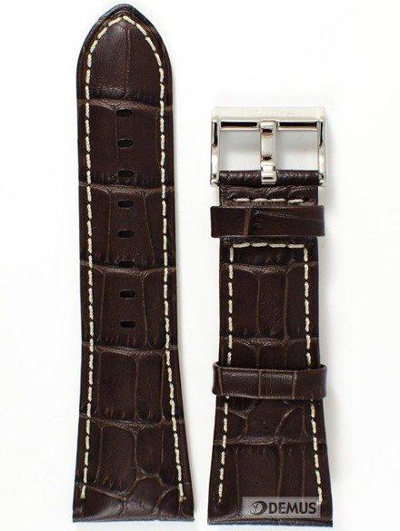 Pasek skórzany do zegarka Festina F16235 - P16235-2 - 28 mm