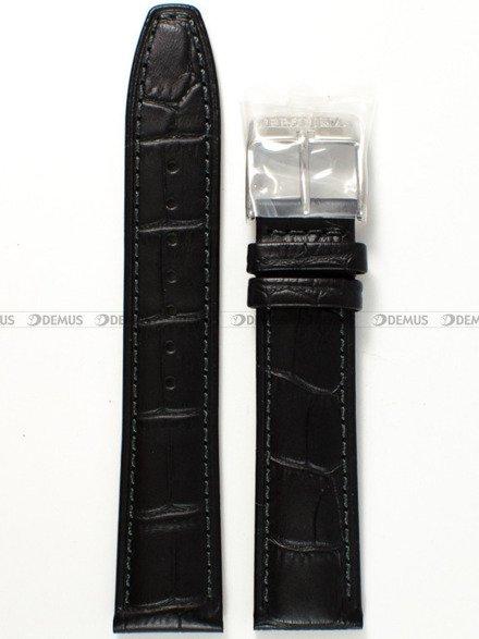 Pasek skórzany do zegarka Festina F20201 - P20201-1 21 mm