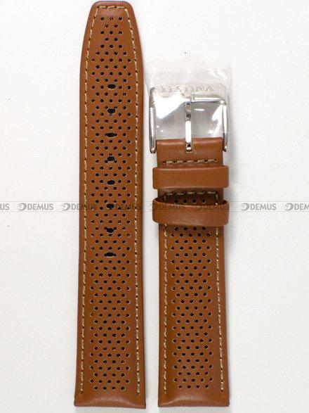 Pasek skórzany do zegarka Festina F20271 - P20271-4 21 mm