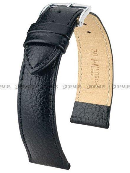 Pasek skórzany do zegarka - Hirsch Kansas 01502050-2-18 - 18 mm