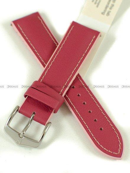 Pasek skórzany do zegarka - Hirsch Lindsey 0922202125-2-20 - 20 mm