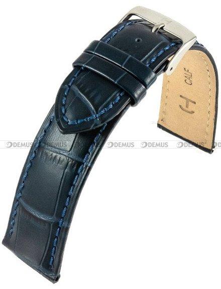 Pasek skórzany do zegarka - Horido 0189.05.24S - 24 mm