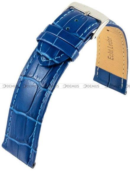 Pasek skórzany do zegarka - Horido 0189.13.20S - 20 mm