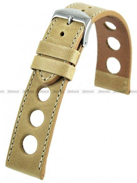 Pasek skórzany do zegarka - Horido 9207.08.20S - 20 mm