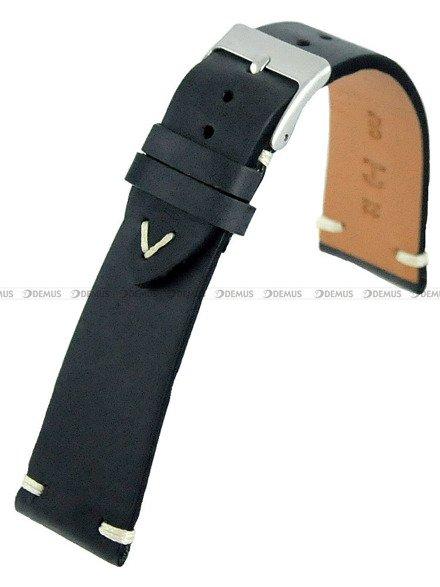 Pasek skórzany do zegarka - Horido 9450.01.22S - 22 mm - Zwężany