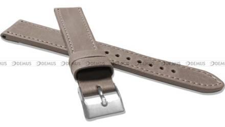 Pasek skórzany do zegarka - LAVVU LSAXF20 - 20 mm - XXL