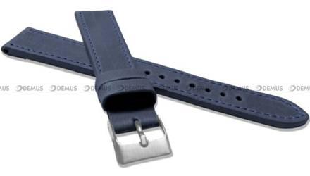 Pasek skórzany do zegarka - LAVVU LSAXL20 - 20 mm - XXL