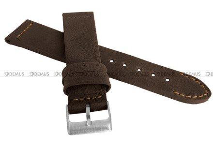 Pasek skórzany do zegarka - LAVVU LSLUC18 - 18 mm