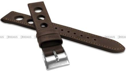 Pasek skórzany do zegarka - LAVVU LSMUC20 - 20 mm