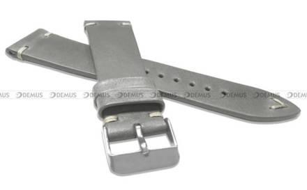 Pasek skórzany do zegarka - LAVVU LSNUA18 - 18 mm
