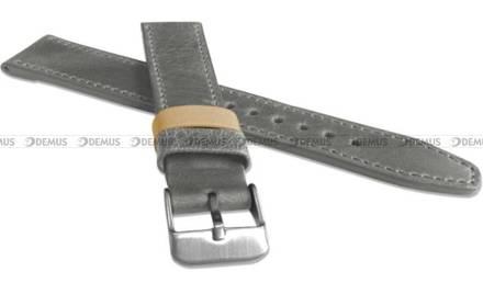 Pasek skórzany do zegarka - LAVVU LSOUA20 - 20 mm