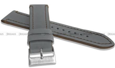 Pasek skórzany do zegarka - LAVVU LSPAC22 - 22 mm