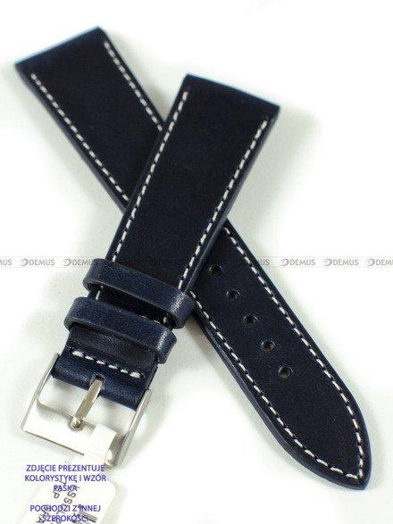 Pasek skórzany do zegarka - LAVVU LSSUL18 - 18 mm