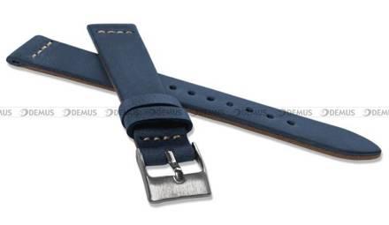 Pasek skórzany do zegarka - LAVVU LSVUL20 - 20 mm