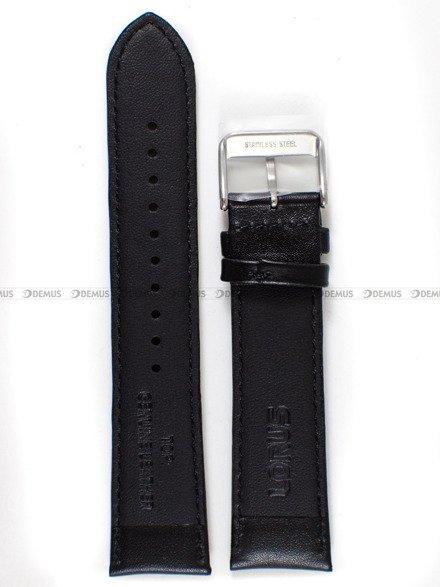 Pasek skórzany do zegarka Lorus - RPG024X - 22 mm