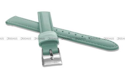 Pasek skórzany do zegarka - Minet MSBUT14 - 14 mm