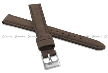 Pasek skórzany do zegarka - Minet MSNUE14 - 14 mm