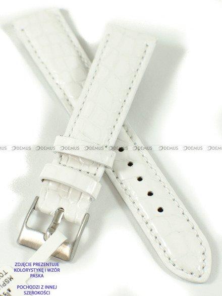 Pasek skórzany do zegarka - Minet MSPUW16 - 16 mm