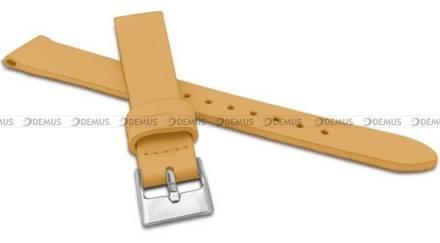 Pasek skórzany do zegarka - Minet MSSUO16 - 16 mm