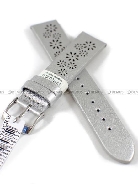 Pasek skórzany do zegarka - Morellato A01D5256C47012CR18 - 18 mm