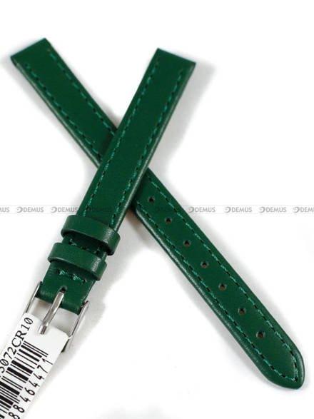 Pasek skórzany do zegarka - Morellato A01X2619875072CR10 - 10 mm