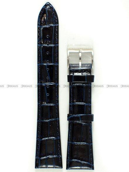 Pasek skórzany do zegarka Orient Star SEL09003D0 - UDFEUSD - 20 mm