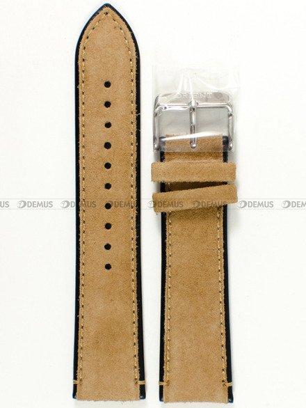 Pasek skórzany do zegarka Orient - UDFGGST - 22 mm