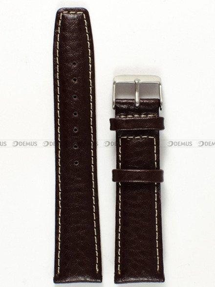 Pasek skórzany do zegarka - Pacific W04.20.2.7 - 20 mm