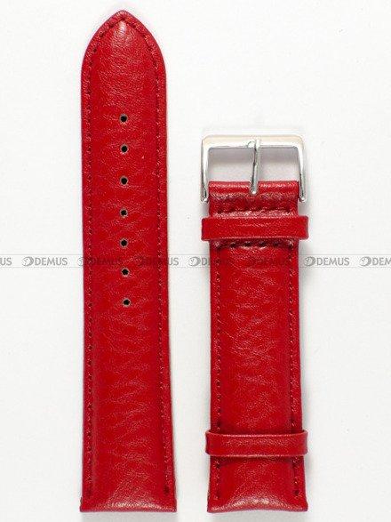 Pasek skórzany do zegarka - Pacific W07.22.4 - 22 mm