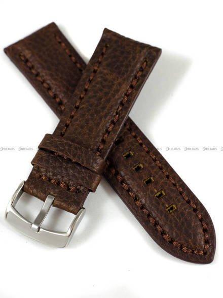 Pasek skórzany do zegarka - Pacific W24.26.2.2 - 26 mm